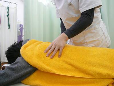 マッサージ治療