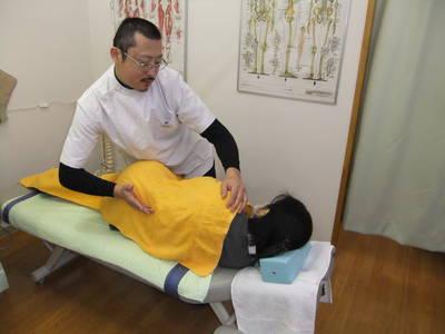 骨盤の治療